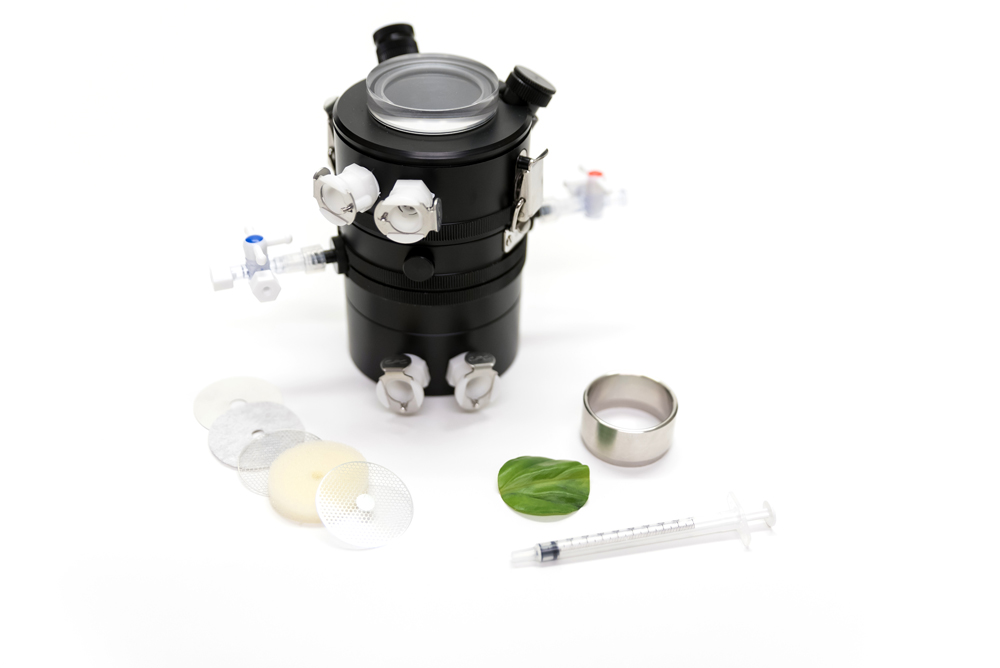 LD2/3 Electrode Chamber | Hansatech Instruments | Oxygen electrode and chlorophyll fluorescence measurement systems for cellular respiration and photosynthesis research