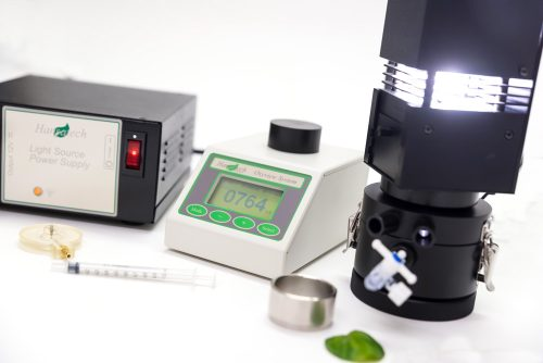 Leafview 1 System | Hansatech Instruments | Oxygen electrode and chlorophyll fluorescence measurement systems for cellular respiration and photosynthesis research