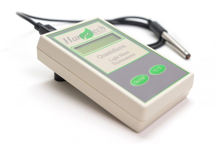 QRT1 Quantitherm PAR/Temperature Sensor | Hansatech Instruments | Oxygen electrode and chlorophyll fluorescence measurement systems for cellular respiration and photosynthesis research