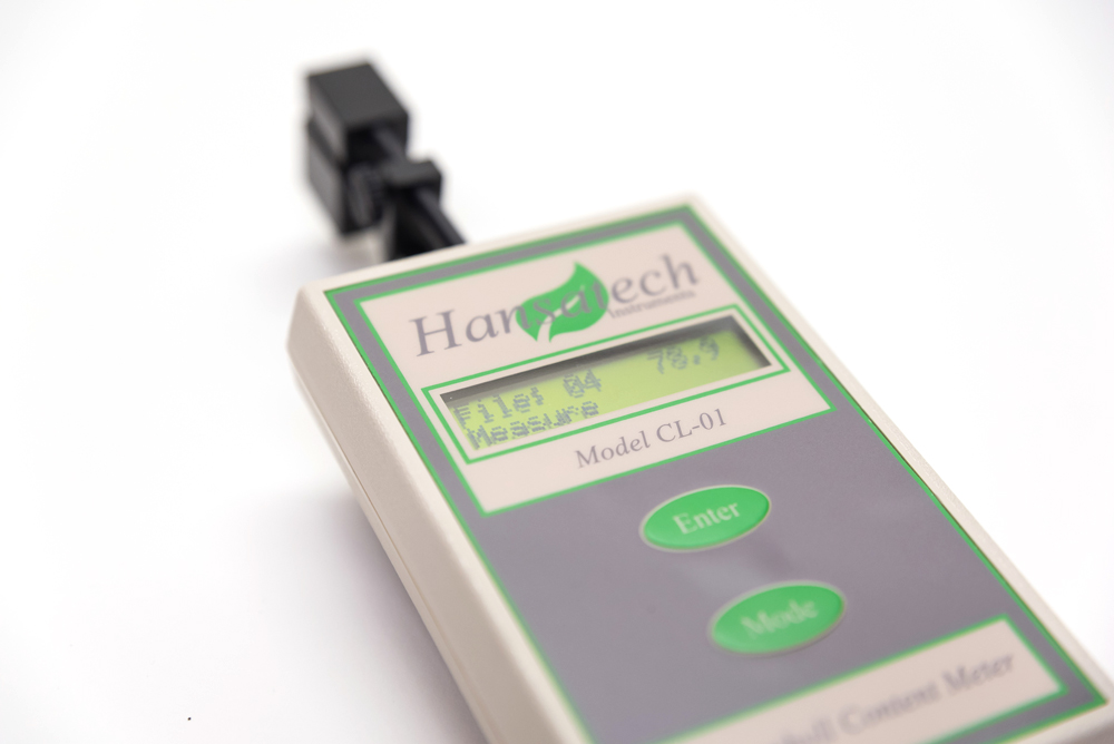 CL-01 Chlorophyll Content Meter | Hansatech Instruments | Oxygen electrode and chlorophyll fluorescence measurement systems for cellular respiration and photosynthesis research
