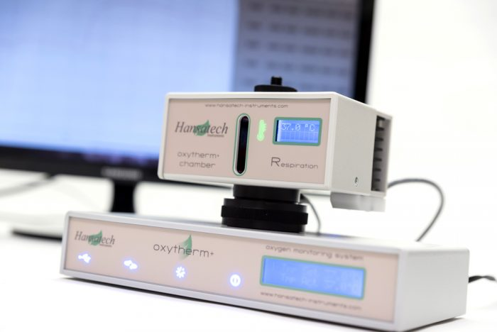 Oxytherm+ System | Hansatech Instruments | Oxygen electrode and chlorophyll fluorescence measurement systems for cellular respiration and photosynthesis research