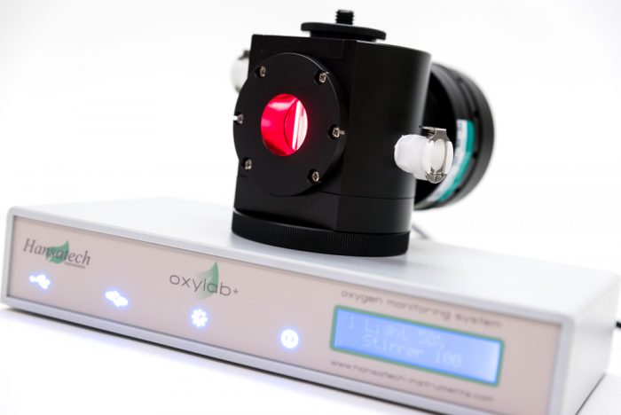 Chlorolab 3+ System | Hansatech Instruments | Oxygen electrode and chlorophyll fluorescence measurement systems for cellular respiration and photosynthesis research