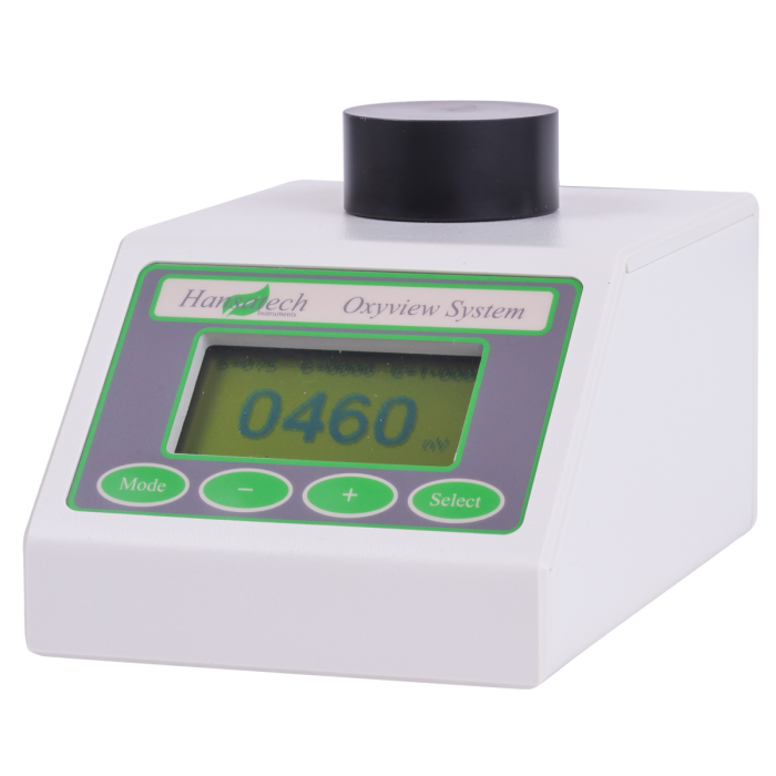 Oxyview 1 Control Unit | Hansatech Instruments | Oxygen electrode and chlorophyll fluorescence measurement systems for cellular respiration and photosynthesis research