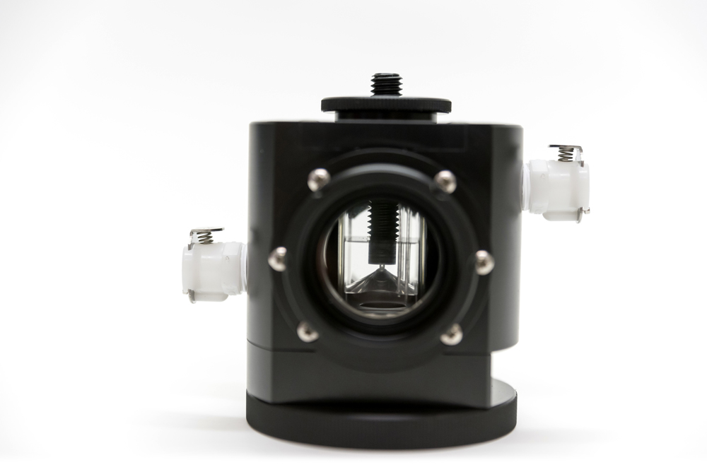 DW3 Electrode Chamber | Hansatech Instruments | Oxygen electrode and chlorophyll fluorescence measurement systems for cellular respiration and photosynthesis research