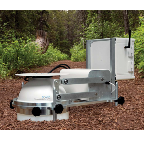 PP Systems - CFLUX-1 Automated Soil CO2 Flux System
